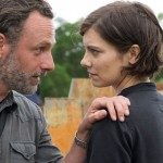 Rick and Maggie remain main characters in the eponymous comics, however. (Photo: WENN)