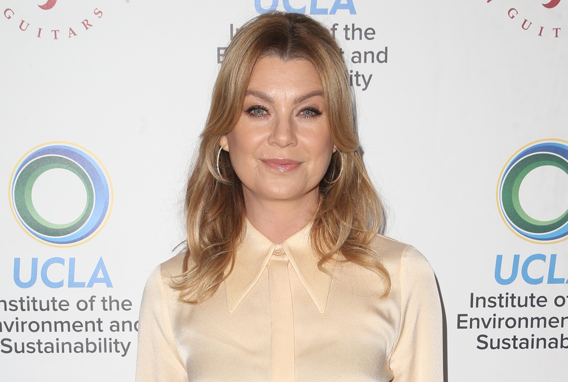 Ellen Pompeo got robbed in Italy. (Photo: WENN)