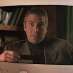 People of a certain age will remember Spy Kids included a very random appearance by none other than George Clooney as the head of the spy organization. By the third film, he was the president of the United States. (Photo: Release)