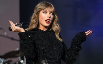 Taylor Swift Was Told To Take A Shower In First Recorded Interview In Years And Twitter Can't Shake It Off