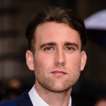 Matthew Lewis is a married man! (Photo: WENN)
