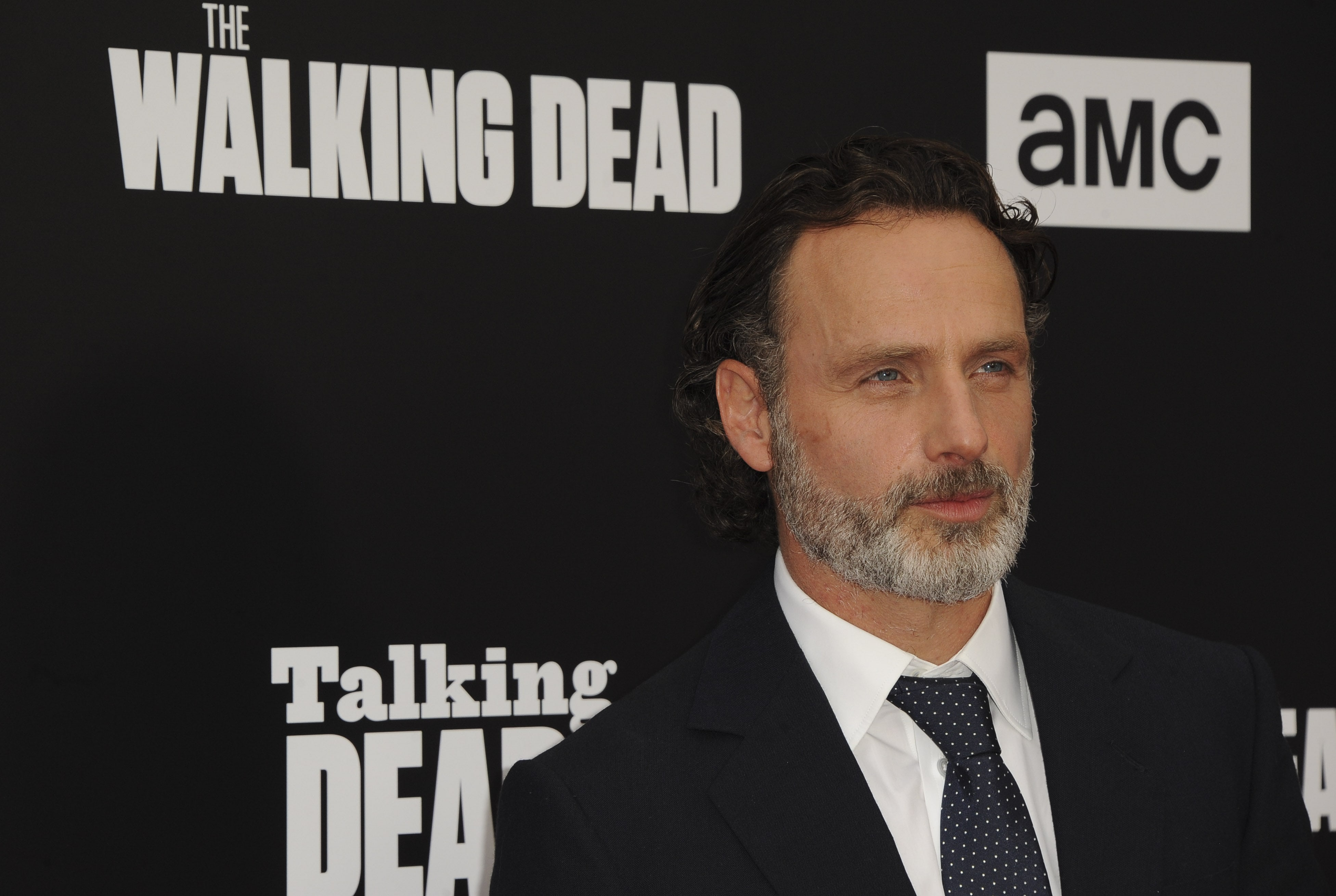 "Numerous outlets report that Andrew Lincoln is leaving ""The Walking Dead"" after season 9. (Photo: WENN)"