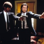 "In 1994, John Travolta played the iconic role of Vincent Vega, hitman and associate of gang boss Marsellus Wallace in Quentin Tarantino's ""Pulp Fiction."" (Photo: WENN)"