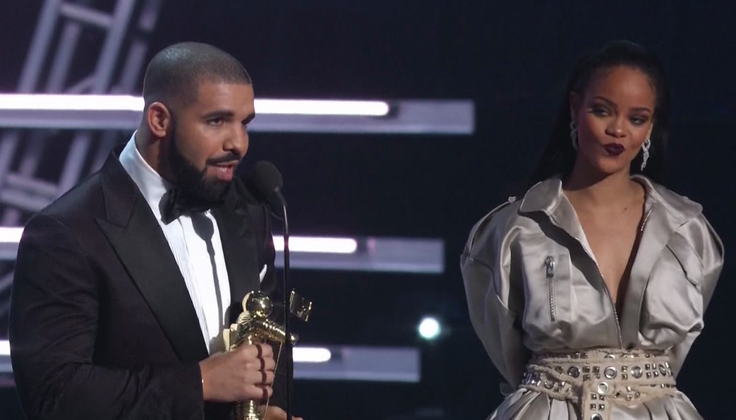 Poor Drake? Yeah—we don't think so. He did it to himself. And Twitter seems to agree. (Photo: WENN)