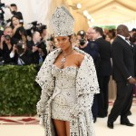 From a new Pope and Jesus himself walking down the red carpet, to Beyoncé arriving as the Holy Ghost, the Met Gala 2018 truly was a religious experience! (Photo: WENN)