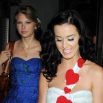 Katy Perry made a piece offering to Taylor Swift. (Photo: WENN)