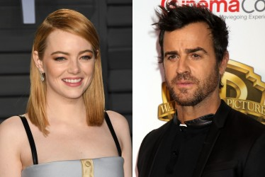 What's Going On Between Emma Stone And Justin Theroux?