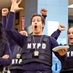"If we had a mic right now, we'd drop it. Check out some of the best reactions to ""Brooklyn Nine-Nine"" resurrection in our photo gallery. (Photo: Release)"