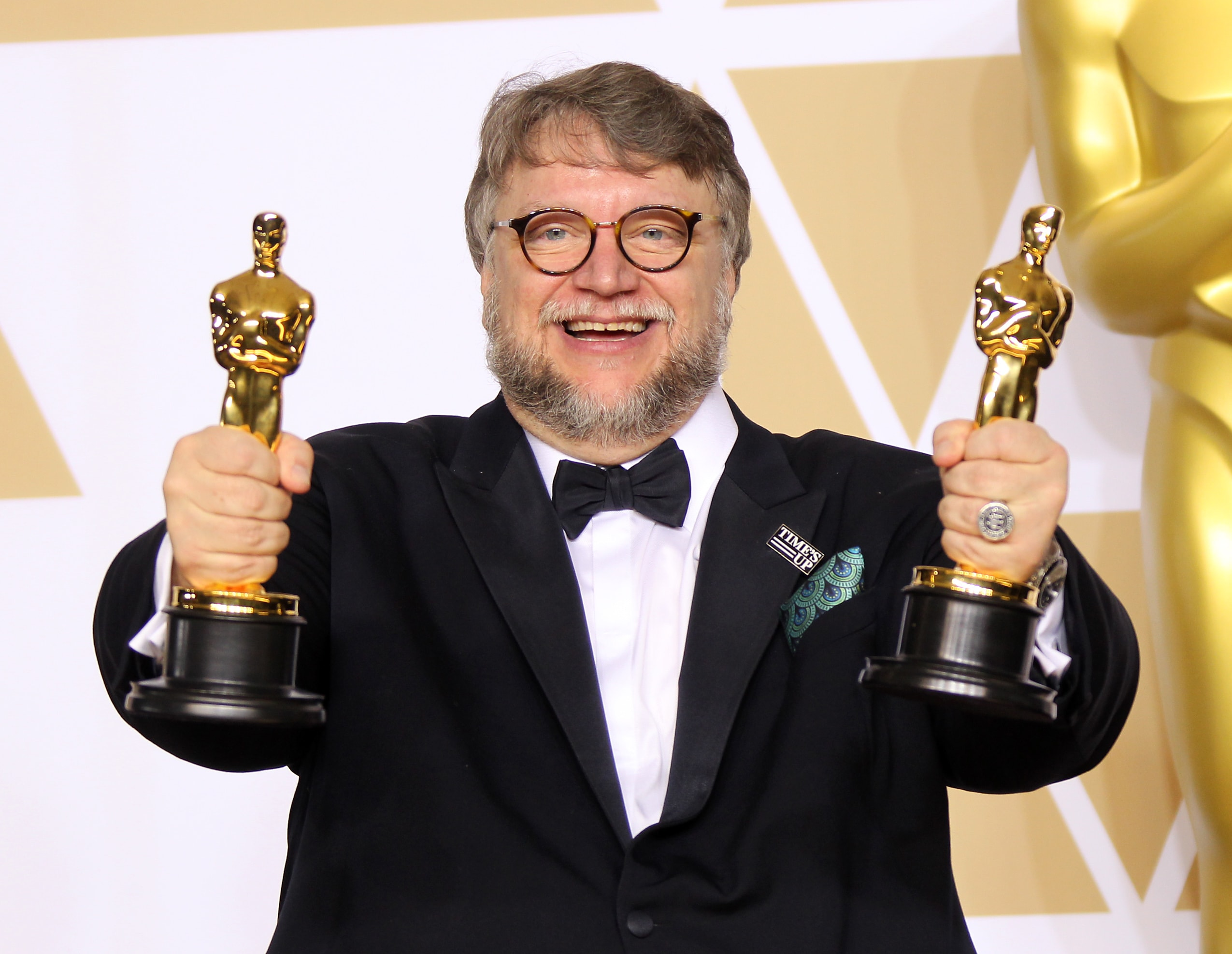 Guillermo Del Toro is developing Netflix's first horror anthology series. (Photo: WENN)