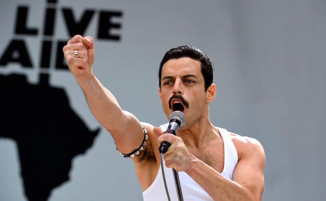 "SPOILER ALERT: It will, indeed, rock you. Click through to see some of the best reactions to the first trailer of the highly anticipated Queen biopic, ""Bohemian Rhapsody."" (Photo: Release)"