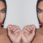 Check out some of the upset reactions (and a few futilely trying to cut Kim some slack) after her absurd weight loss lollipops post. (Photo: Instagram)