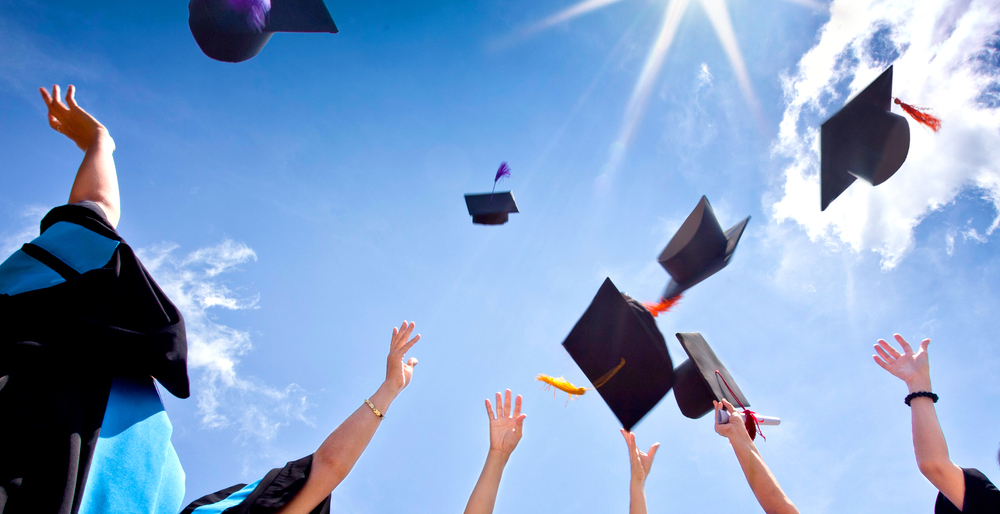 Figuring out what you want to do after graduation can be stressful, so here are some funny tweets about finishing up school to take your mind off of adjusting to the real adult world. (Photo: Release)