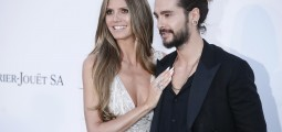 Heidi Klum And 28-Year-Old Tom Kaulitz Go Red Carpet Official At Cannes' amfAR Gala
