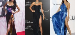 Leggy Gowns: The 9 Highest Slits In Cannes 2018