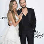 """Heidi's new beau is also a German. Tom Kaulitz Trümper was born in a city called Leipzig in east Germany. Is that how he got her to date him? Whispering """"ich lieb dich"""" to her ear? (Photo: WENN)"""