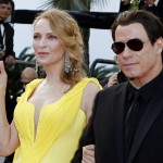 Former co-stars Samuel L. Jackson, Uma Thurman, and Olivia Newton-John are some of the accounts Travolta is following on Instagram. (Photo: WENN)