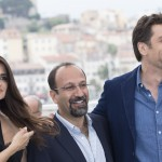 "The director of the film Asghar Farhadi, said ""It's so refreshing to see how they separate their work from their private life, and what a deep respect they have for each other."" (Photo: WENN)"
