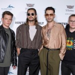 Kaulitz is a musician. Guitarist, songwriter, producer, and member of the band Tokio Hotel. Heidi seems to love musicians, doesn't she, Seal? (Photo: WENN)