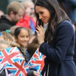 Meghan will become an British citizen. She'll have to go through the same process as anyone else—apply for a family visa, marry within six months of arriving in the country. After five years, she can be granted permanent residency and apply for citizenship by taking a test. (Photo: WENN)