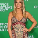 Aniston is currently working on a drama series for Apple Inc. alongside Reese Witherspoon about morning shows and the New York media scene. (Photo: WENN)