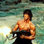 The Rambo franchise began in 1982 with First Blood. (Photo: Release)