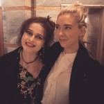 Rumors that Helena was joining the cast began swirling around when Vanessa shared a selfie with the actress following the release of the second season. (Photo: Instagram)