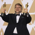 "Guillermo del Toro won ""Best Picture"" and ""Best Director"" for ""The Shape of Water"" at this year's Academy Awards. (Photo: WENN)"