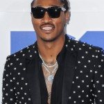 "New year, new him, new Instagram? Rapper Future kicked off 2018 with a cryptic memorandum by not only deleting his Instagram page clean, but also unfollowing everyone except for DJ Esco, ahead of their collaboration for ""Kolorblind"" project. (Photo: WENN)"
