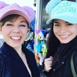 After nearly 6 years since the ending of iCarly, Miranda is still hanging with her friend Jennette McCurdy, who played her BFF Sam on the show. We love that they are still friends! (Photo: Instagram)