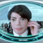 """Jackson, apparently, loved the first """"Men in Black"""" so much that he personally called up Will Smith and said if there was ever a sequel, he wanted in. So, naturally, the King of Pop was in """"MIB 2"""", making fun of himself playing, yes, an alien. (Photo: Release)"""