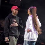 Miller was constantly at Ariana's side as she recovered from the traumatic events. (Photo: WENN)