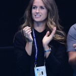 Murray is married to his teenage love, model Kim Sears. She has been a spectator at his matcher for over a decade. The couple welcomed their second child, a baby girl, on November 2017. (Photo: WENN)