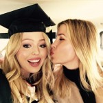Tiffany Trump graduated from from the University of Pennsylvania in summer 2016. The president's youngest daughter celebrated alongside her dad, mom, baby brother Barron, as well as sister Ivanka. (Photo: Instagram)