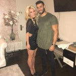 Britney is currently dating 24-year-old personal trainer Sam Asghari. (Photo: Instagram)