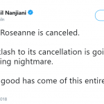 Kumail Nanjiani expressed concerns that the cancellation would spark a backlash from fans claiming ABC violated Barr's freedom of speech. (Photo: Twitter)