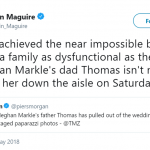 Guess there was an even more dysfunctional family right across the Atlantic. (Photo: Twitter)