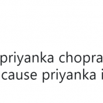 How could you play me like this, Priyanka? (Photo: Twitter)
