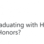 Honors who? (Photo: Twitter)