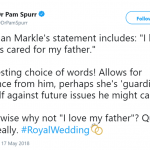 I don't think this is the last we've heard about Meghan Markle's dysfunctional family. (Photo: Twitter)