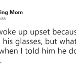 Motherhood is so easy—specially when you have reasonable kids. (Photo: Twitter)