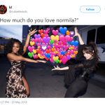 There aren't enough heart emojis to tell you how much I love Normila's reunion. (Photo: Twitter)
