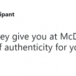 How we feel every dang time we go to McDonald's. (Photo: Twitter)