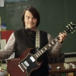 "Yes—School of Rock's Dewey Finn is a little bit unconventional (""OK, here's the deal. I have a hangover. Who knows what that means?""), but he teaches those kids to play music, darn it! (Photo: Release)"