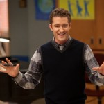 Will Schuester (a.k.a. Mr. Schu) was a crappy, crappy Spanish teacher. But when it come to music, he did teach us one valuable lesson: every problem can be solved with the perfect song—at least according to Glee! (Photo: Release)