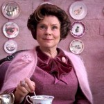 Harry Potter and pals have many teachers at Hogwarts, but Dolores Umbridge was one of the most evil. She forced students who are given detention to write with a blood quill, which cuts the words into its victims as they write them. OUCH! (Photo: Release)
