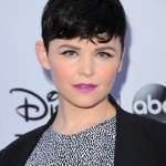 Ginnifer mixed up her pixie with long curly bangs at the Disney Media Networks international upfronts. (Photo: WENN)
