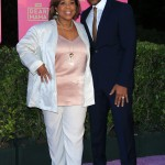 "Roberta Shields and her son musician Ludacris at VH1's 2nd annual ""Dear Mama: An Event to Honor Moms."" (Photo: WENN)"
