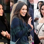 Meghan Markle's wardrobe has gone through its own royal transformation ever since she became Prince Harry's fiancée. Here are 10 of her best looks since becoming engaged. (Photos: WENN)