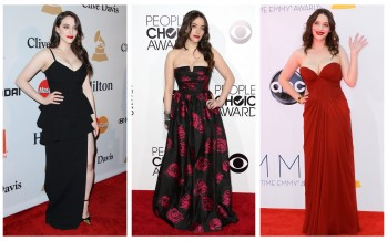 Learn How To Dress Your Curves Like Kat Dennings