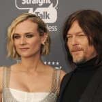 "There's a baby on the way for Diane Kruger and Norman Reedus! The 41-year-old actress is allegedly expecting her first child with ""The Walking Dead"" star after two years together. Reps for the couple haven't commented on the pregnancy. (Photo: WENN)"